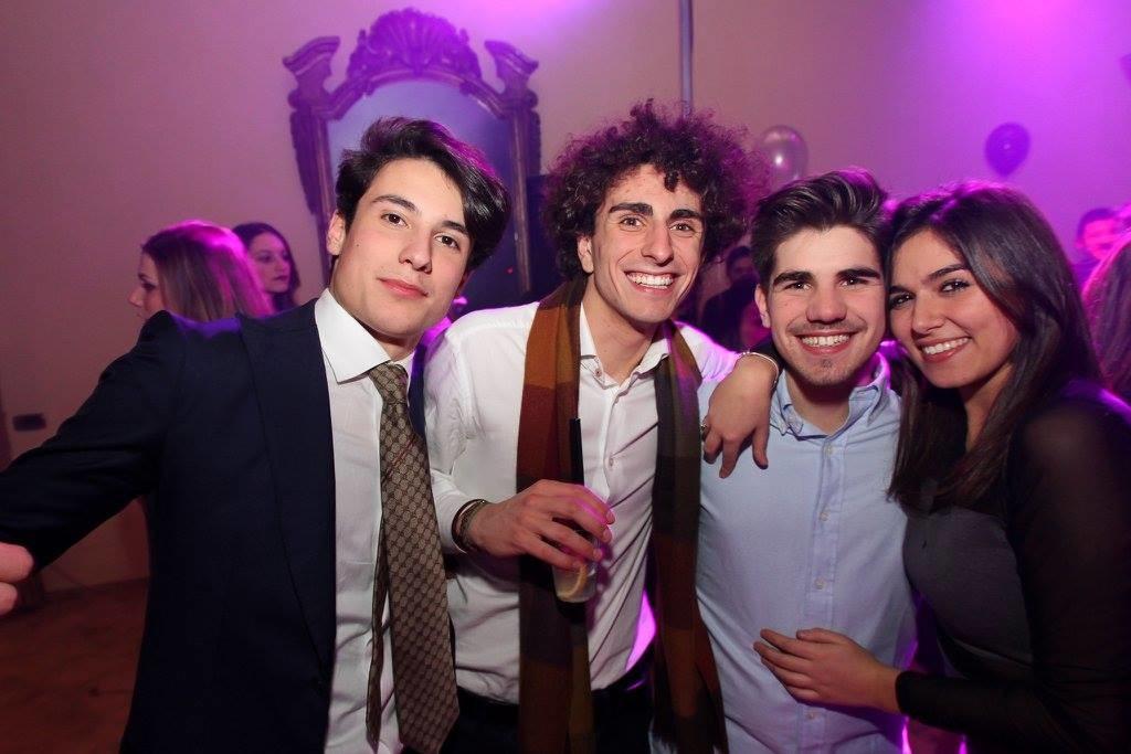 Gruppo di amici